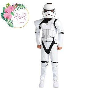 🌸NWT DISNEY Stormtrooper Costume Kids Star Wars